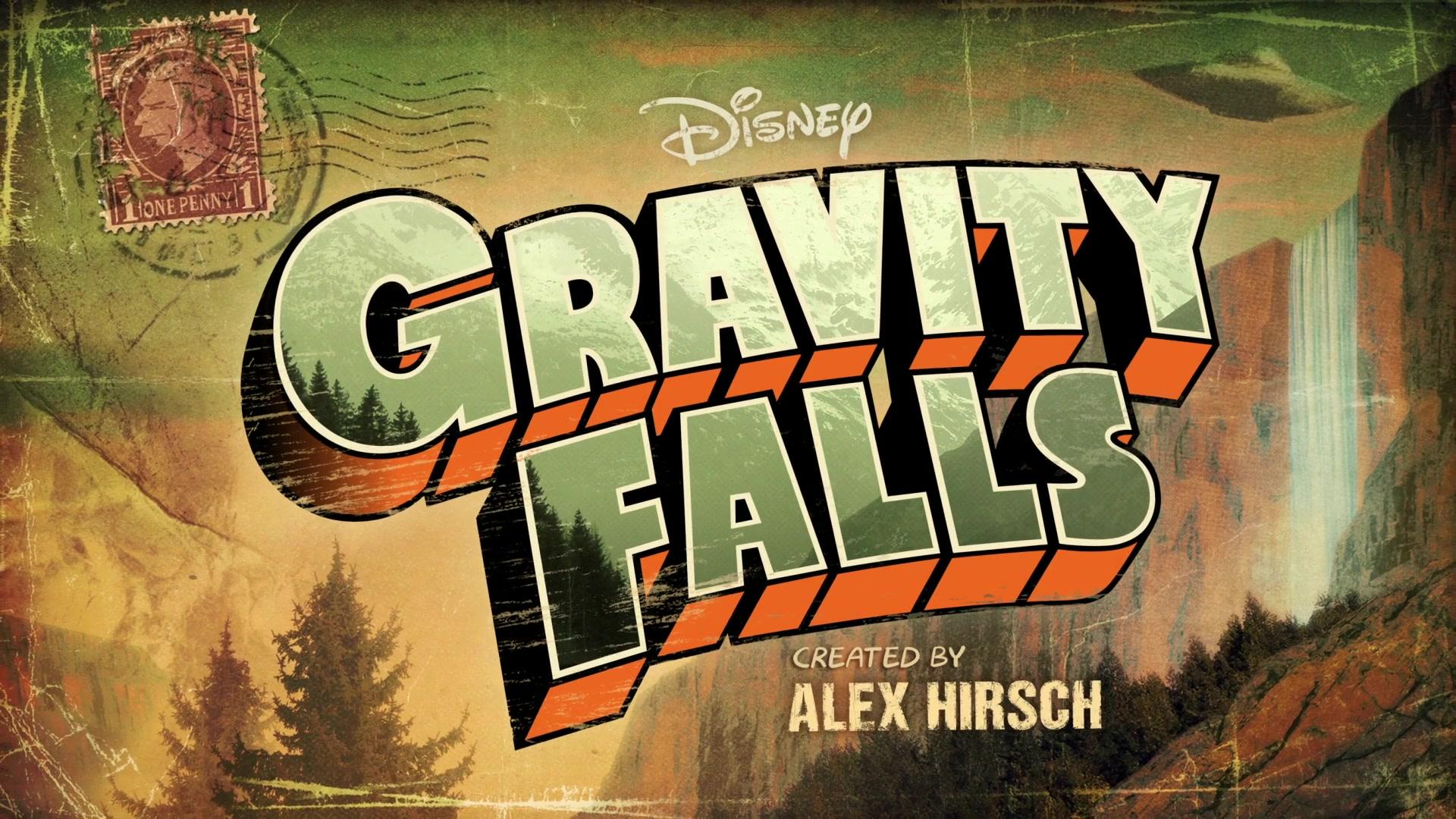 Serie: Willkommen in Gravity Falls