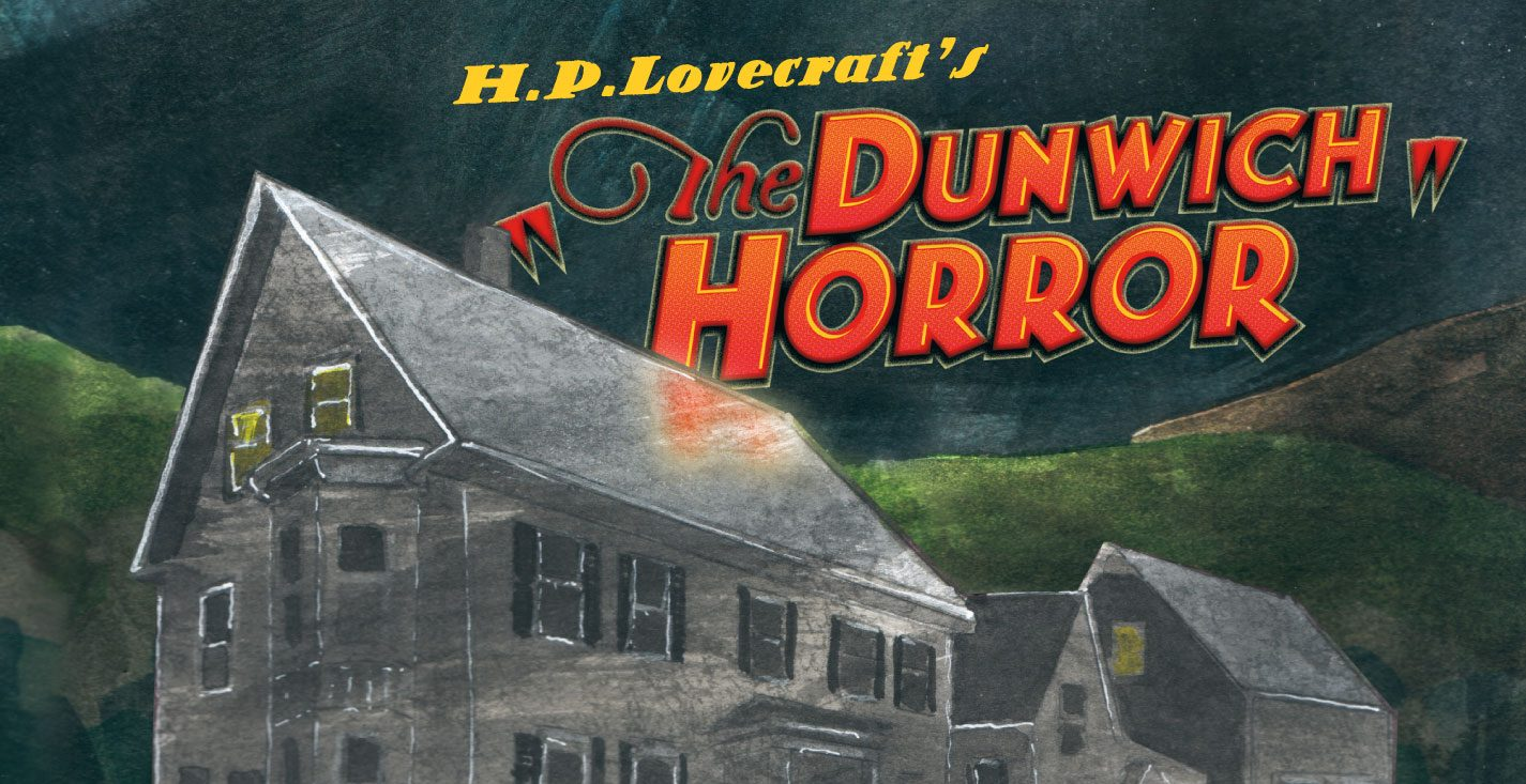 Hörspiel: H.P. Lovecraft – The Dunwich Horror