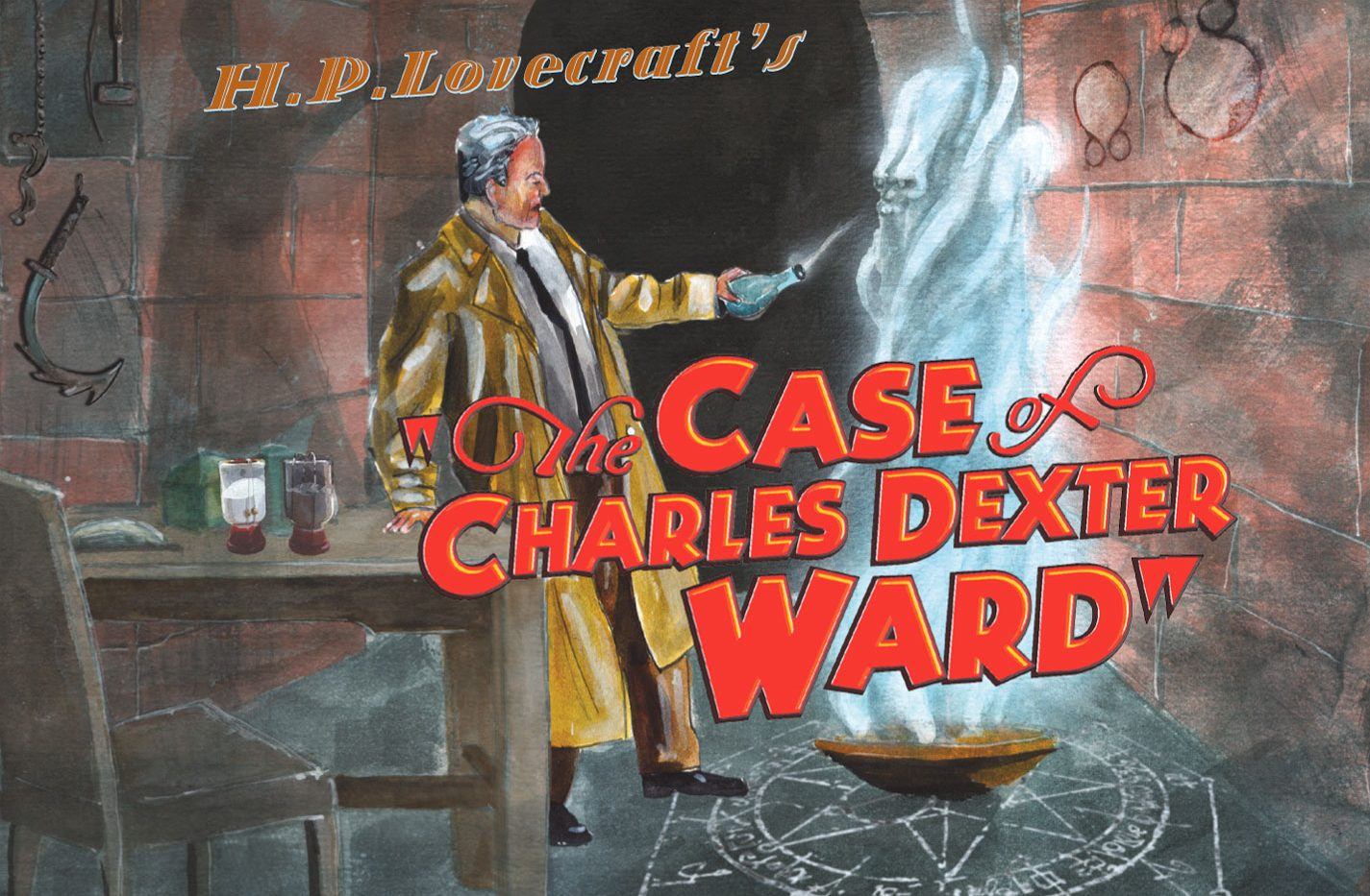 Hörspiel: H.P. Lovecraft – The Case of Charles Dexter Ward
