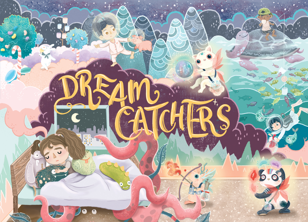 Spiel: Dream Catchers